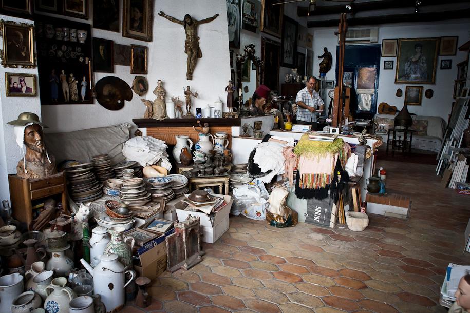 Studio of Manuel Blesa