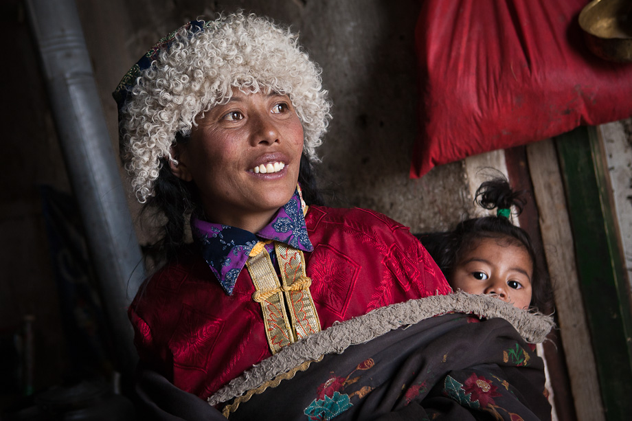 Maduo Madonna, Qinghai, Tibetan Plateau